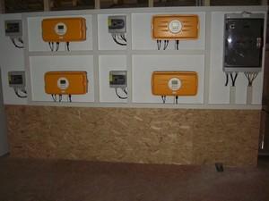 Onduleurs Solarmax générateur 18 KWc