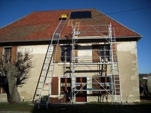 Capteurs Wagner C20AR chauffe-eau solaire 5 m² Fuans